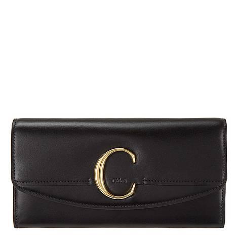 C Flap Wallet, ${color}