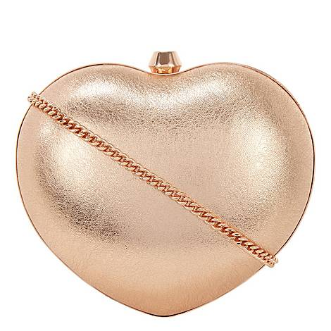 Heart Chain Clutch, ${color}