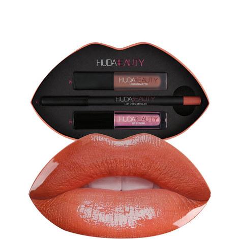 Contour & Strobe Lip Set: Trendsetter/Snobby, ${color}