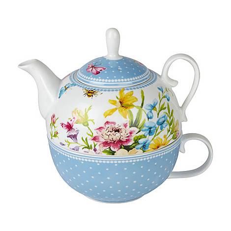 Katie Alice English Garden Tea for One, ${color}