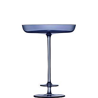 Champagne Theatre Pedestal Dish