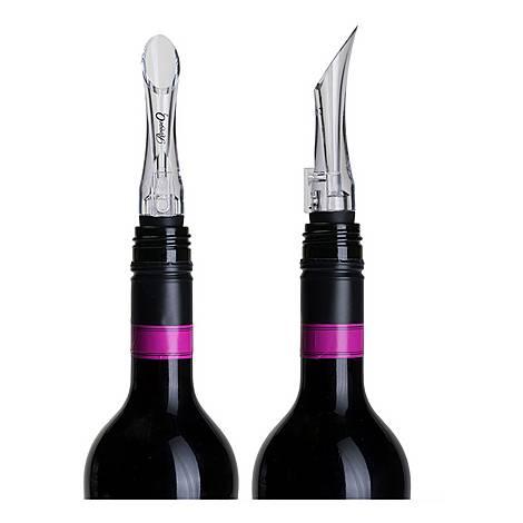 Rouge 02 Bottletop Wine Breather, ${color}