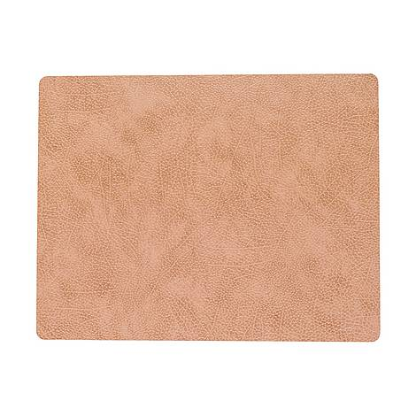 Square Leather Table Mat Large, ${color}