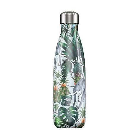 Tropical Elephant Bottle 500ml, ${color}