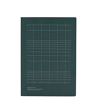 Geometric Notebook Large