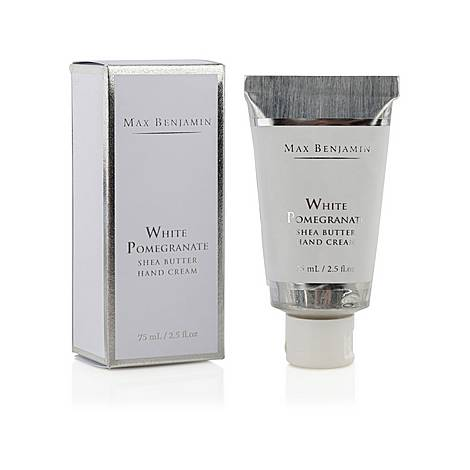 White Pomegranate Luxury Hand Cream 75ml, ${color}