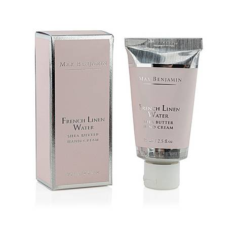 French Linen Water Luxury Hand Cream 75ml, ${color}