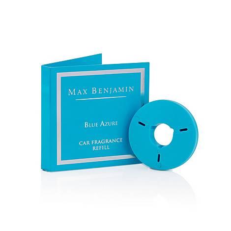 Blue Azure Luxury Car Fragrance Refill 2.1g, ${color}
