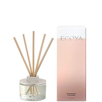 Cedarwood and Leather Mini Diffuser 50ml
