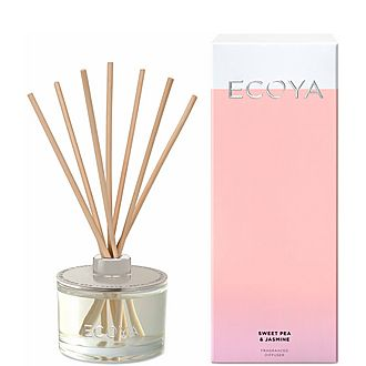 Sweet Pea and Jasmine Fragranced Diffuser 200ml