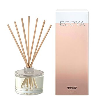 Cedarwood and Leather Fragranced Diffuser 200ml