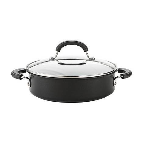 Total Hard Anodized Casserole Dish 24cm, ${color}