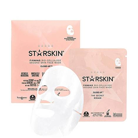 Close-Up™ Coconut Bio-Cellulose Second Skin Firming Face Mask, ${color}