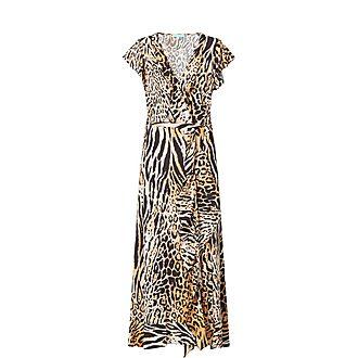 Brianna Wrap Dress