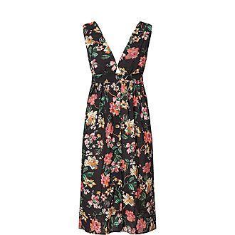 Iranja Padua Floral Sun Dress