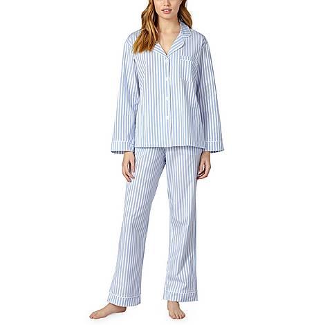 Classic Long Set Pyjamas, ${color}