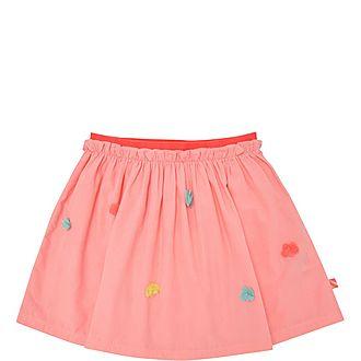 Tulle Flower Skirt
