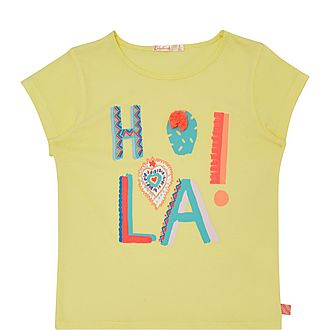 Hola! Print T-Shirt