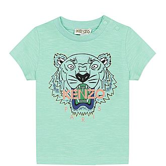 Mint Tiger T-Shirt