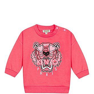 Tiger Heart Sweatshirt