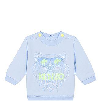 Tiger Palm Sweatshirt