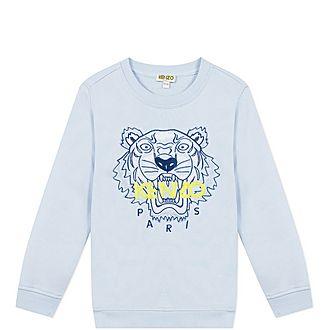 Mature Tiger Sweatshirt