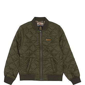 Gabble Quilted Jacket