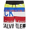 Logo Text Sweat Shorts, ${color}