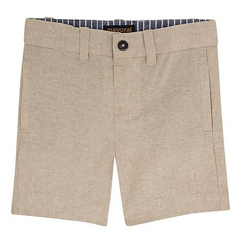 Striped Pocket Shorts, ${color}