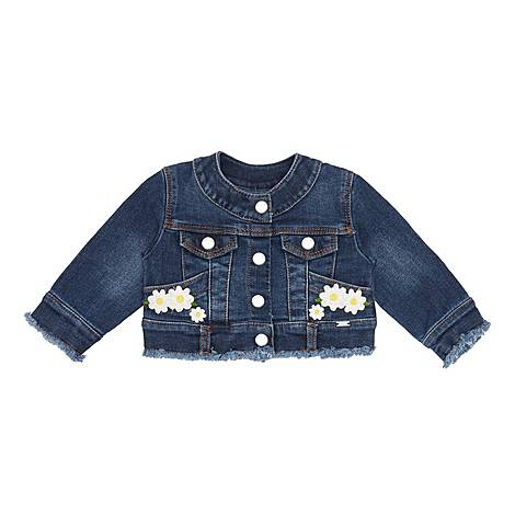 Daisy Denim Jacket, ${color}