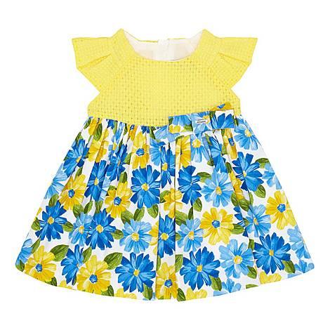 Floral Lace Dress Baby, ${color}
