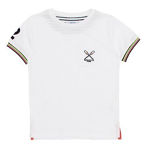 Logo Crew T-shirt , ${color}
