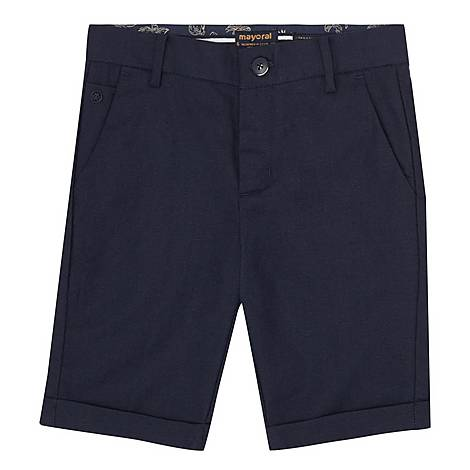 Five Pocket Tailored Shorts, ${color}