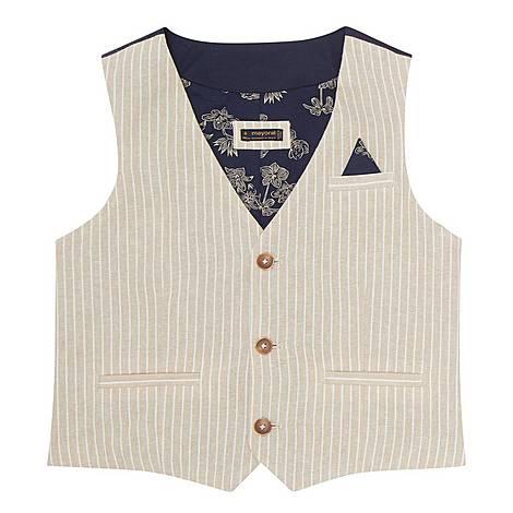Striped Waistcoat, ${color}