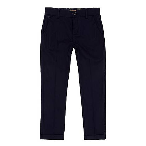 Linen Chino Trousers, ${color}