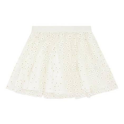 Floral Tulle Skirt , ${color}