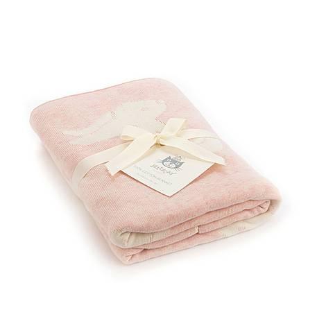 Bashful Bunny Blanket, ${color}