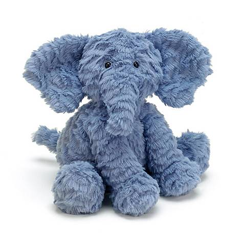Fuddle Wuddle Elephant 23cm, ${color}