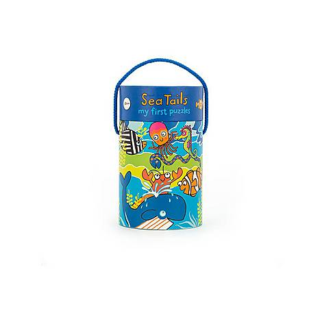 Sea Tails Jigsaw Puzzle, ${color}