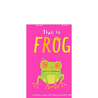 'This is Frog' Book