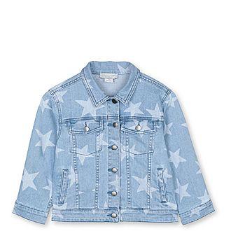 Star Denim Jacket