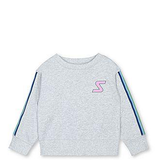 Badge Tape Sweatshirt