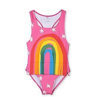 Rainbow Fringe Swimsuit