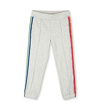 Rainbow Logo Tape Sweatpants