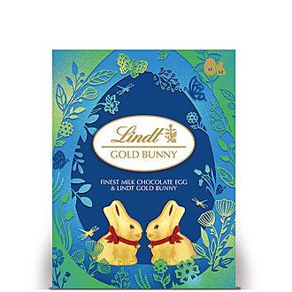 Milk Chocolate Egg & Gold Bunny 195g