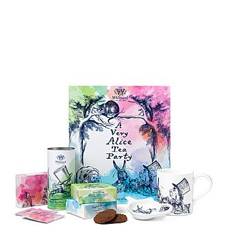 A Very Alice Tea Party Gift Set