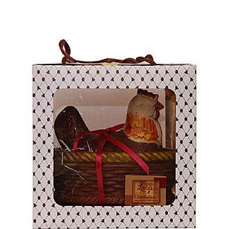Chocolate Hen Nest