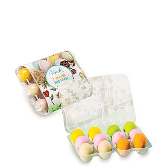 Candied Mini Easter Eggs Box