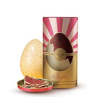 Allegro Gourmet Egg in Metal Tin