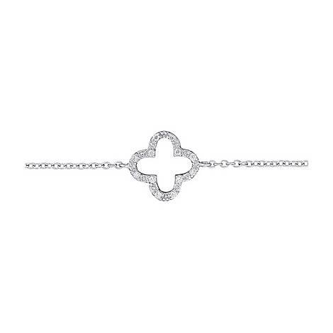 Clover Chain Bracelet, ${color}